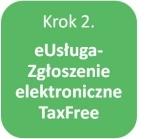 eUsługa - Zgłoszenie elektroniczne Tax Free